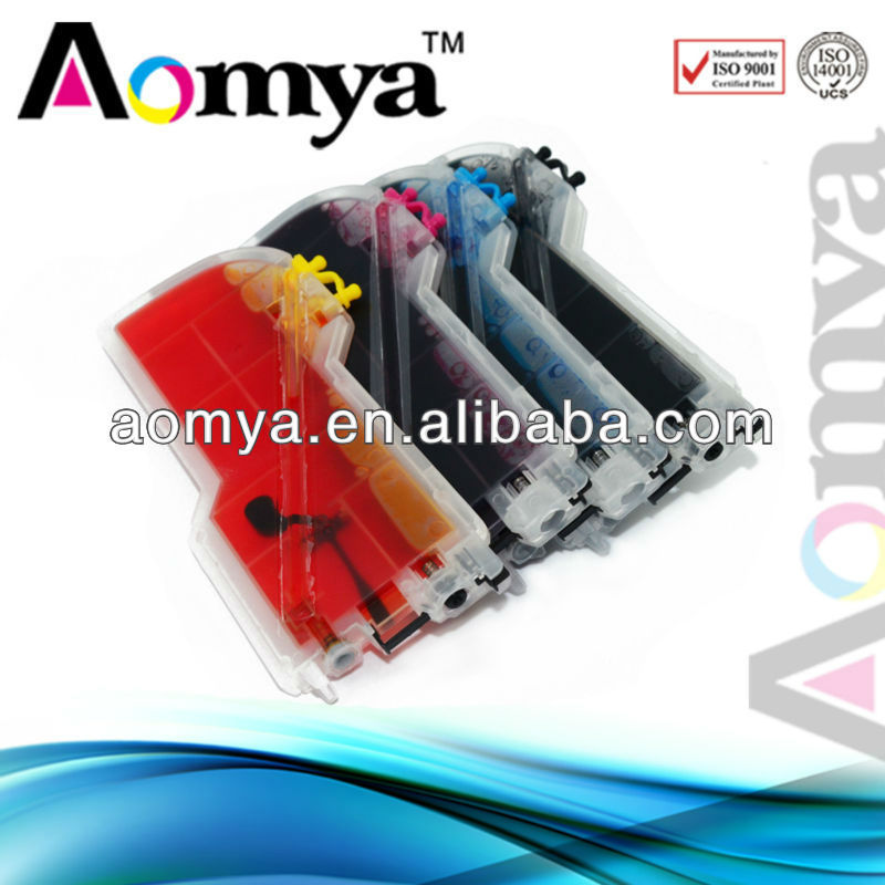 Aomya Cartucho de tinta de Brother MFC-J6510DW,J6710DW,J6910DW LC400 ink cartridge for brother lc400 for Brother