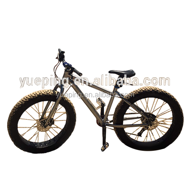 "fat tire <strong>cycle</strong> 26"" wheel made in China cheap fat bicycle Aluminum alloy frame beach bike"