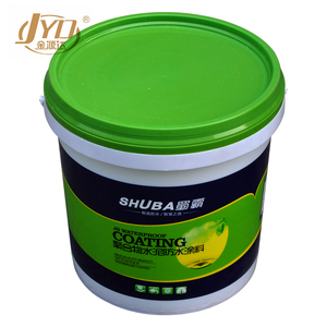 Hot selling Best Price Liquid and Powder Mixture Acrylic Polymer Emulsion JS Waterproof Coating