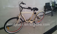 China electric specialized beach cruiser bike