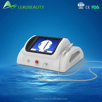 Fast effect portable laser 30 mhz high frequency vascular removal machine
