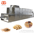 Factory Cheap Price Malt Hazelnut Pistachio Roasting Sunflower Fenugreek Nigella Seeds Roaster Machine For Roasting Nuts