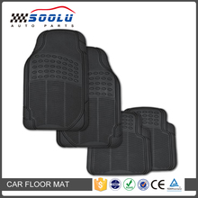 Universal Fit 4 Pieces Waterproof All Weather Car Floor Mats