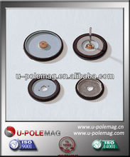 Ring Plastic Magnet for Camcorder