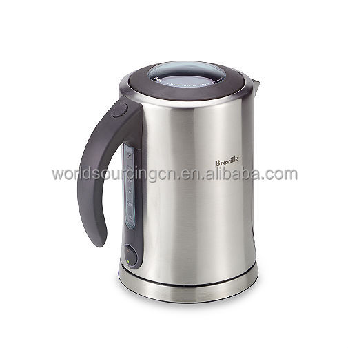 2014 Hot Sale High Quality 1.8 quarts Ikon Stainless Steel Electric Kettle