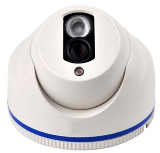 "Dome IP camera 1080P 1/2.5"" 2.0 Megapixel indoor/outdoor 4mm fixed lens,20M IR distance Hi 3516C ip cam"