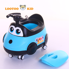 Alibaba Trade Assurance Plastic kids potty trainning children cute baby products baby potty