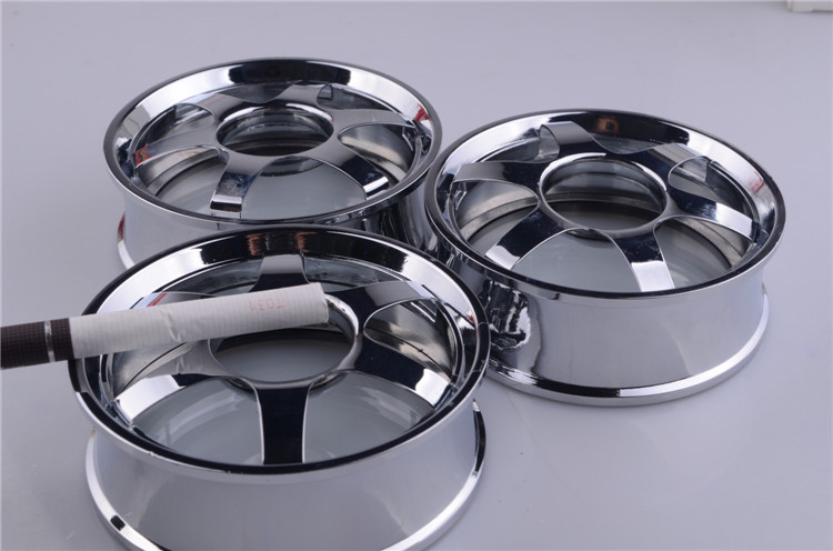 Tire Shape Fancy Ashtray with Cheap Price and Good Quality
