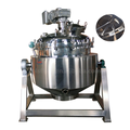 Tilting Stainless steel Gas heating Continuous Batch vacuum cooker