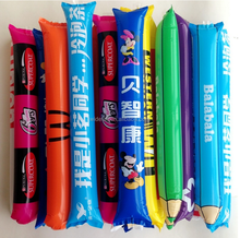 world cup inflatable cheering sticks ,cheer up sticks for promotion
