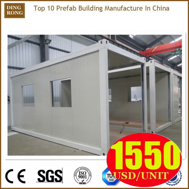ready made prefab home bamboo