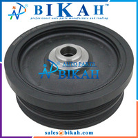 OEM# 11237787304 11237790921 11237793882 11237801977 11237805696 Crankshaft Belt Pulley FOR BMW 320 D 318 D 520 D X3 E46 E61 E81