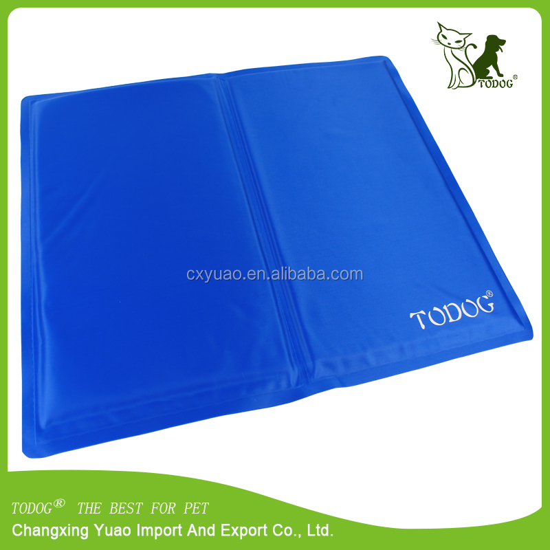 OEM and wholesale mobile laptop pet cooling mat dog self cooling gel pad