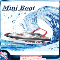 hot sell sport series ship gw-t777-218 mini small rc racing boat toys 4 colors for sale