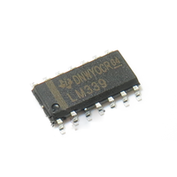 LM339DR Four-channel voltage comparator SOP-14