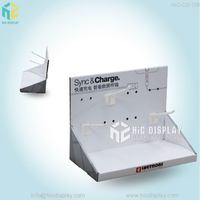 USB charger cell phone display table &mobile phone display table