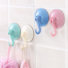 Kitchen nail-free traceless suction cup <strong>hook</strong> strong load-bearing wall hanging traceless nail door back toilet vacuum sticky <strong>hook</strong>
