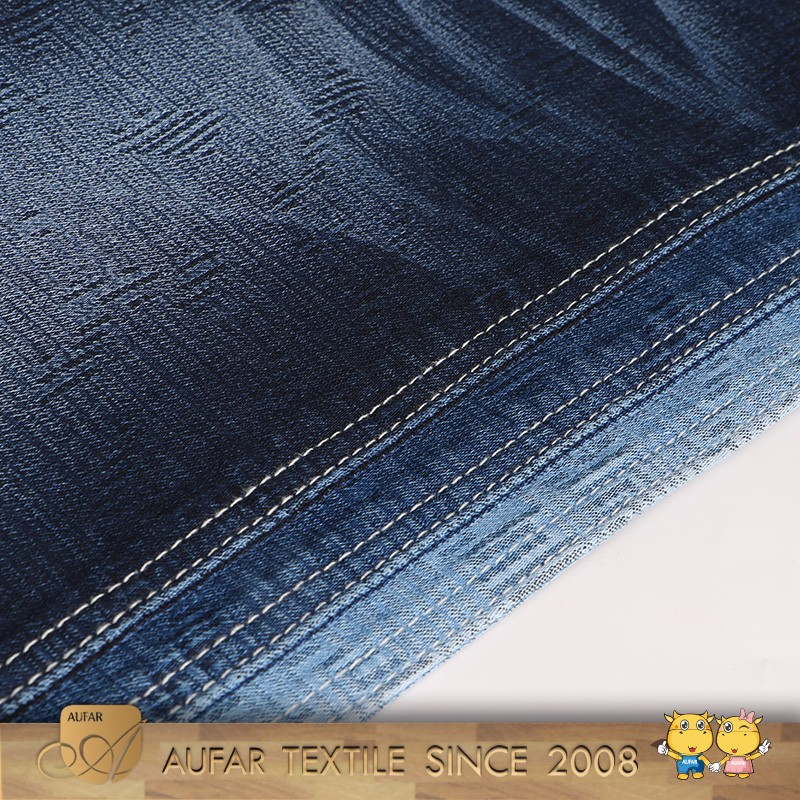TH3553B347 African cotton polyester denim fabric wholesale