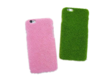 china stuffed plush phone case cover for iphone 5s, hard case for iphone 5