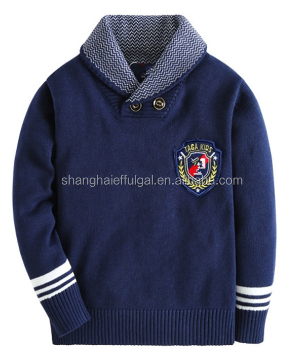 2015 latest fashion sweater design for kids