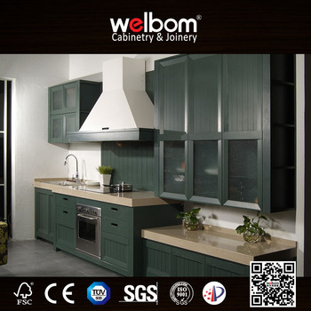 Cherry wood newest high end new trendy kitchen cabinets for Kitchen cabinet brand names