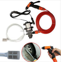 High quality 12V car electric pressure washer / Car washing device machine