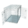portable professional outdoor galvanized steel dog kennel