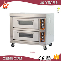 Hot Selling Pizza oven bread making machine baking equipment electric commercial oven E26B