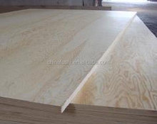 Cheap price plywood with natural wood veneer / 4x8 plywood