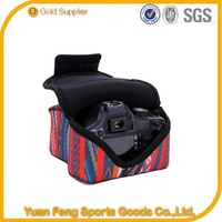 Neoprene Waterproof DSLR Camera Bag/Sleeve with Accessory Storage