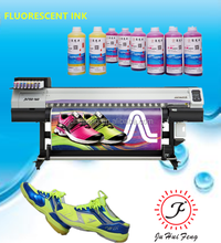 SGS environmental friendly dye sublimation fluorescent ink