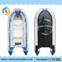 High quality best price china manufacturer inflatable PVC dinghy boat for sale