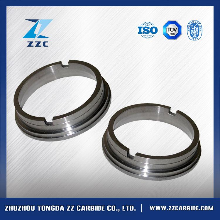 iso quality custom cemented <strong>carbide</strong> seal ring export