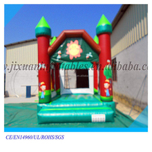 2015 New design CE certificate 0.55mm PVC sale cheap bouncy castle,jolly jumper adult, adult bounce house