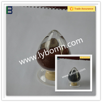 Sandblasting and grinding abrasive brown aluminum oxide/top grade high hardness brown emery