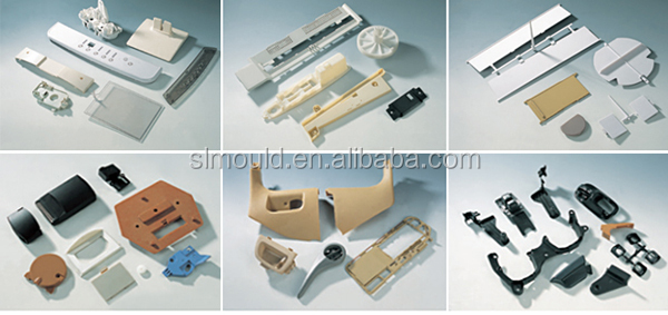 Professional Custom Plastic Injection Molding