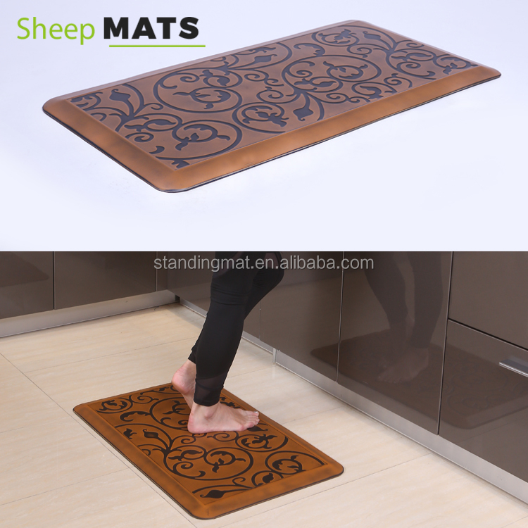 China supplier Good quality Custom printed wholesale door mats