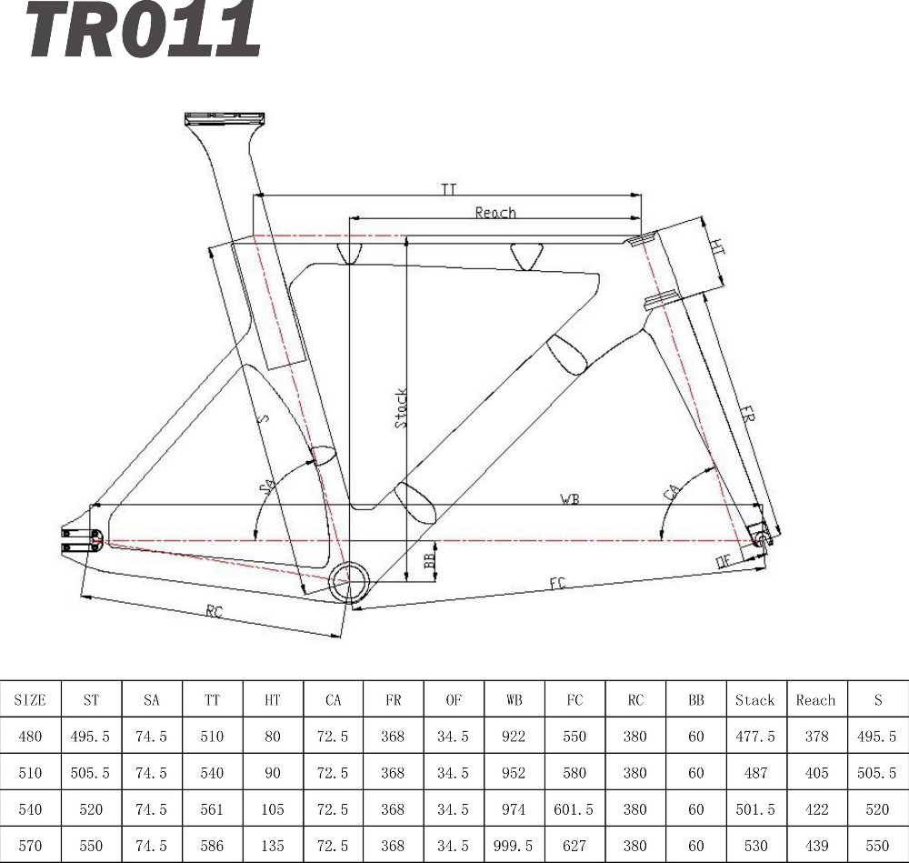 Hot sale Toray carbon T700 Track frame AERO BSA full carbon bike frame with fork, seatpost