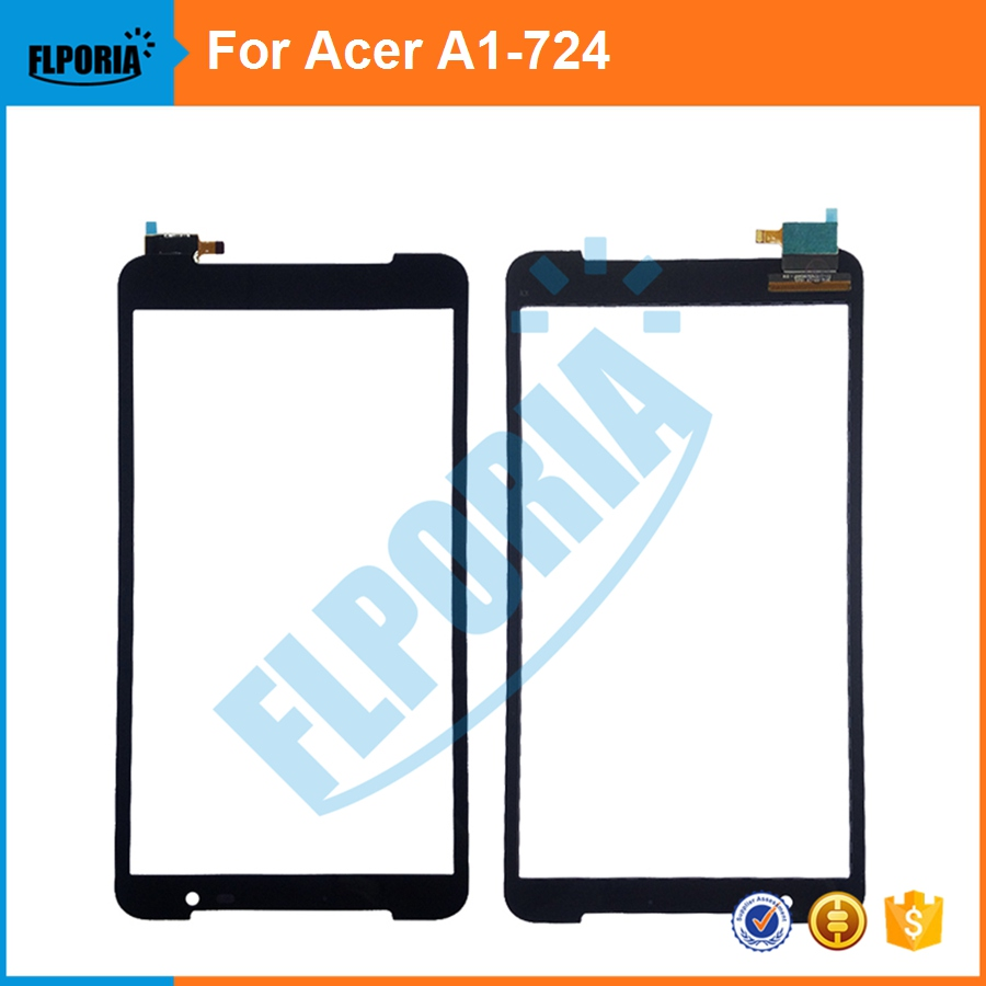 For acer Iconia Talk S A1-724 A1-724A A1 724A 7 inch Digitizer Touch Screen Replacement Tablet PC in stock