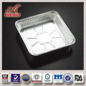 15 years OEM aluminum food containers