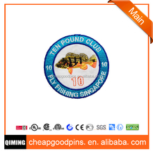 high quality delicate patches for clothes finish logo with No MOQ high quality from China Supplier