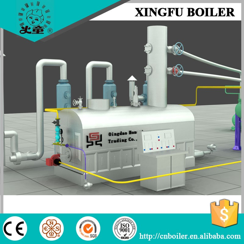 10 TPD pyrolysis tyre and plastic oil distillation to diesel equipment