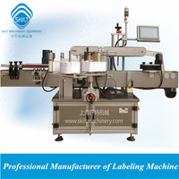 DLM-A Automatic showel gel label applicator for two sides 0086-18917387699