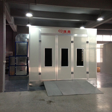 Car Body Paint Spray Booth Mini Spray Booth Experienced Manufacturer