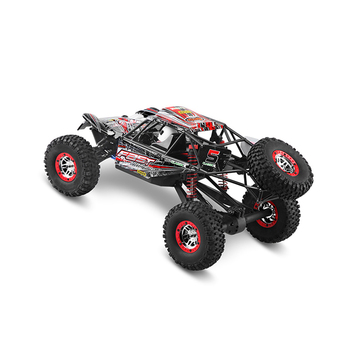 WL toys large scale 4WD RC truck 1/8 scale rc monster truck 4*4