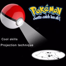 Wholesale Third Generation Pokemon Go Mobile Charge PVC Powerbank Pokeball