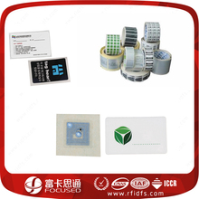 On NDEF Format For Mobile Phone With Logo Printed QR Code Pritning ABS Key Anti - Metal RFID NFC Tag NTAG213