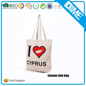 Handbag Logo Printed Customized Cotton Shopping Felt Tote Bags