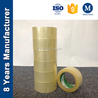 New Products Nigeria Market Bopp Transparent Packaging Tape Made in China