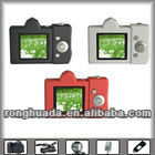 Mini and cute digital camera for Children's gift with 1.5'' TFT LCD, supporting TF card DC30ES